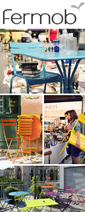 fermob outdoor furniture, Starbucks Bistro Chairs, where to get patio furniture, outdoor furniture, furniture for outdoor